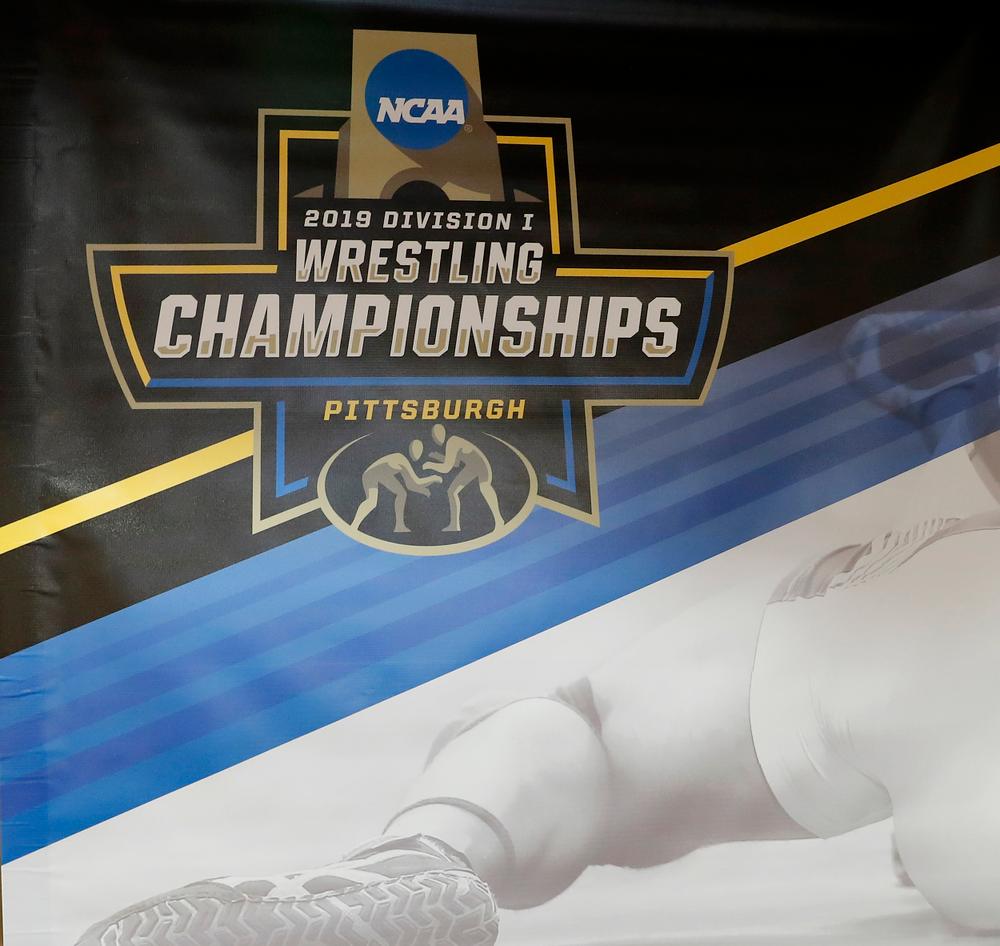 Pittsburgh -- NCAA Wrestling