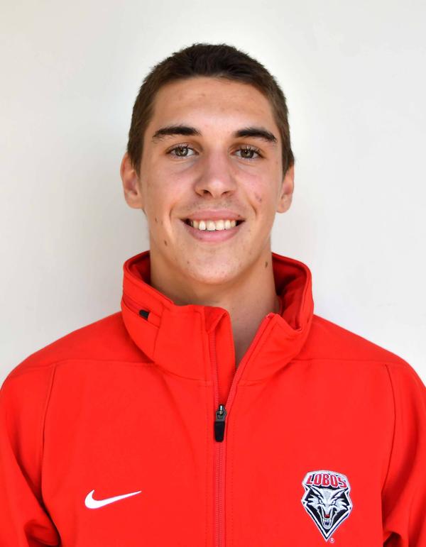 Matthew Larkin - Cross Country - University of New Mexico Lobos Athletics