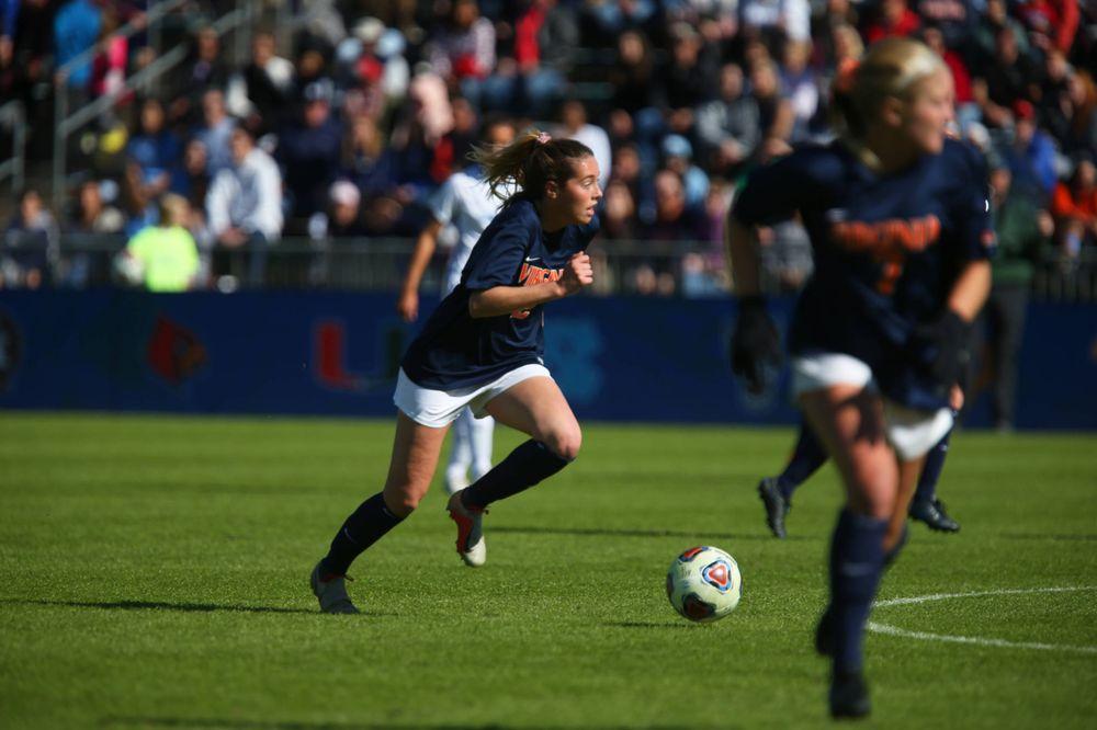 Women's Soccer ACC Final
