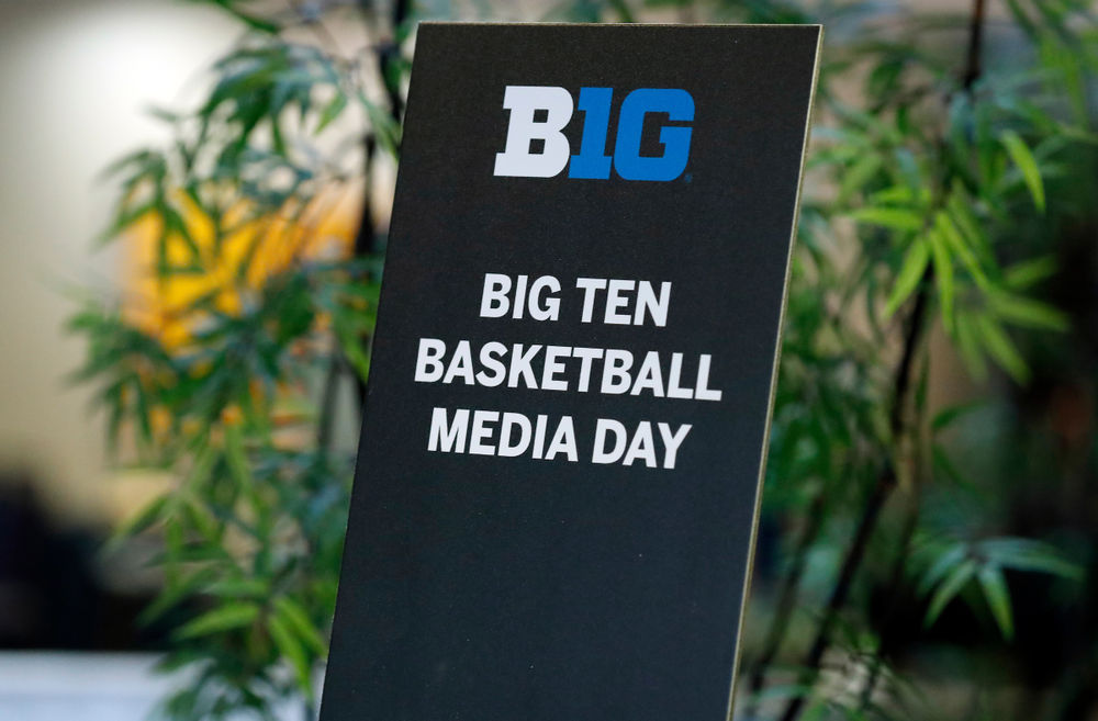 2018-19 Big Ten Men's Basketball Media Day