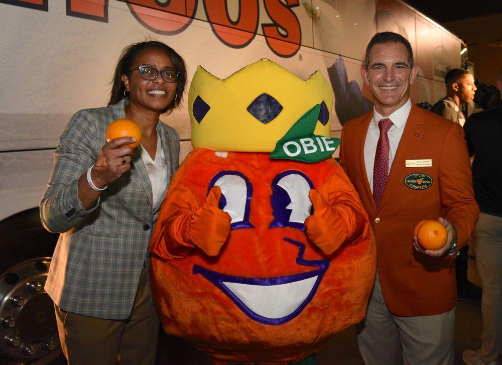 Orange Bowl Day 1