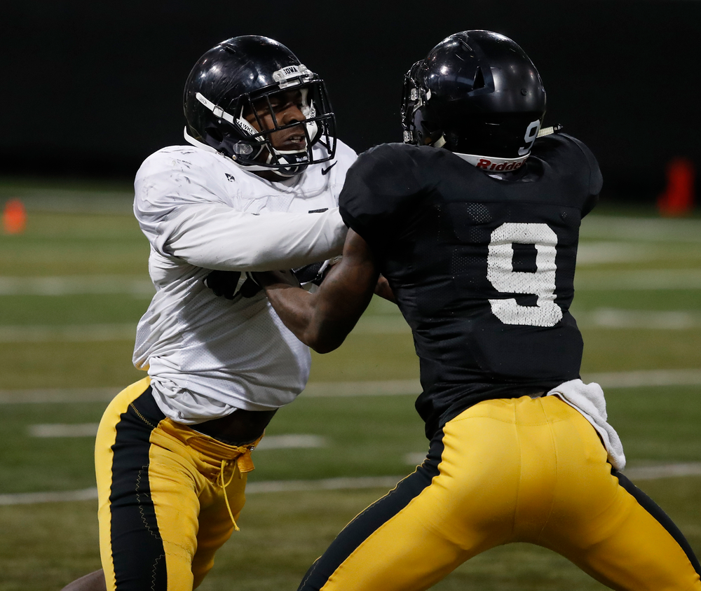 Desmond King (14), Jerminic Smith (9)