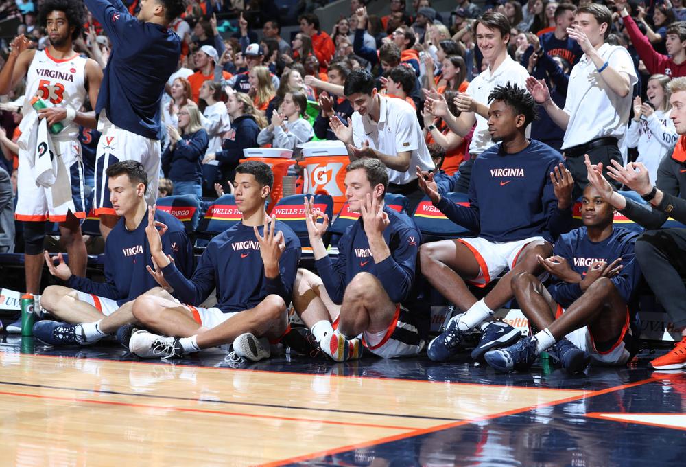 UVA Men's Basketball vs. Columbia