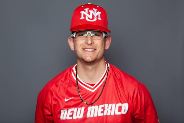 Jack Silverman - Baseball - University of New Mexico Lobos Athletics