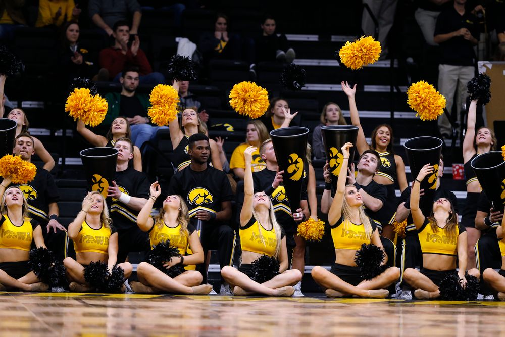 Iowa Spirit Squad