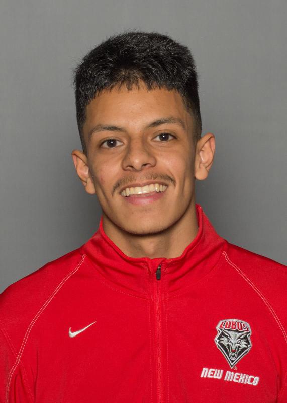 Carlos Salcido - Track & Field - University of New Mexico Lobos Athletics