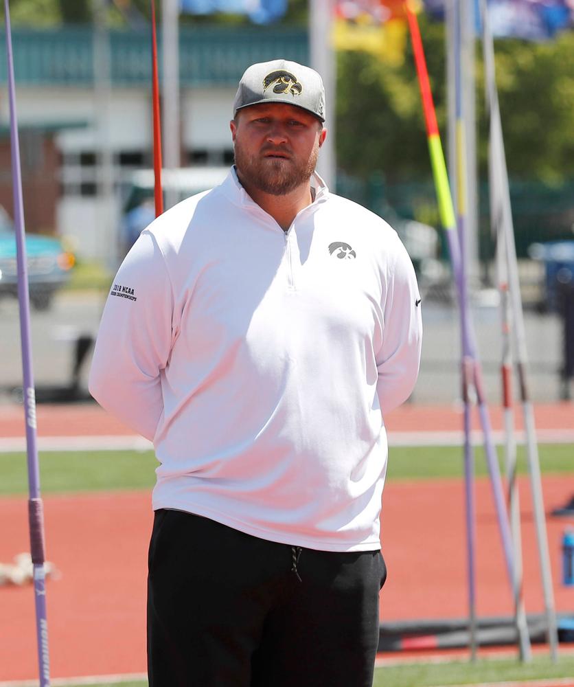 Coach Eric Werskey