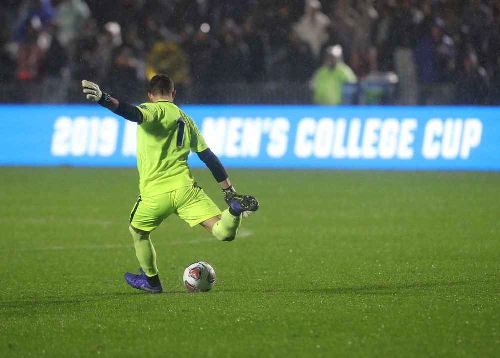 Men's Soccer College Cup vs. Wake Forest: UVA 2 - WF 1