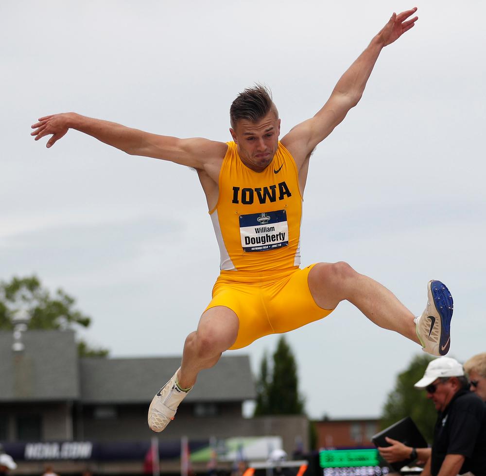 Will Dougherty -- Dec Long Jump