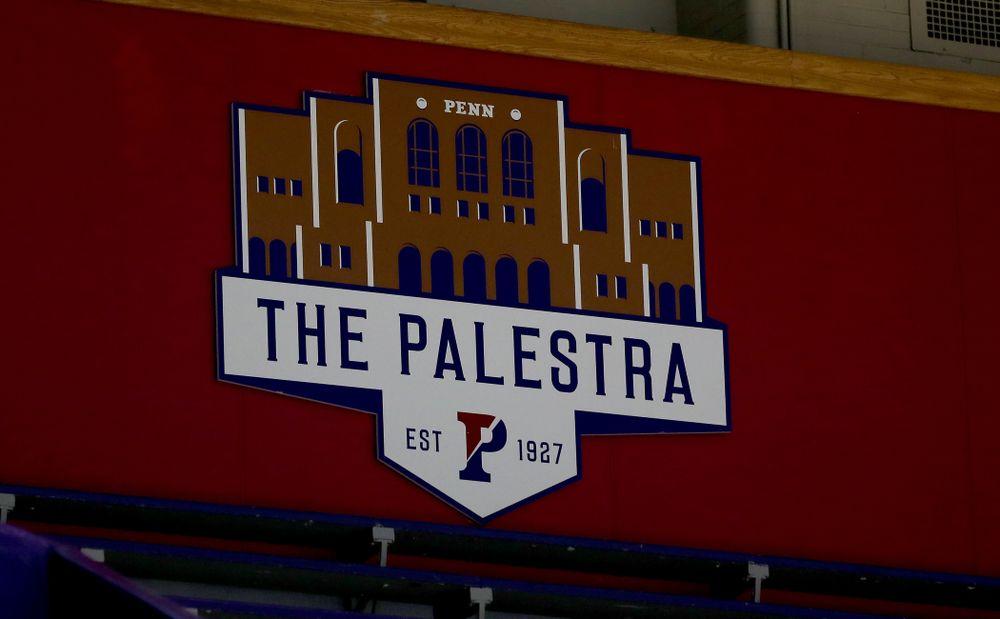 The Iowa Hawkeyes practice at the Palestra Friday, January 3, 2020 in Philadelphia. (Brian Ray/hawkeyesports.com)