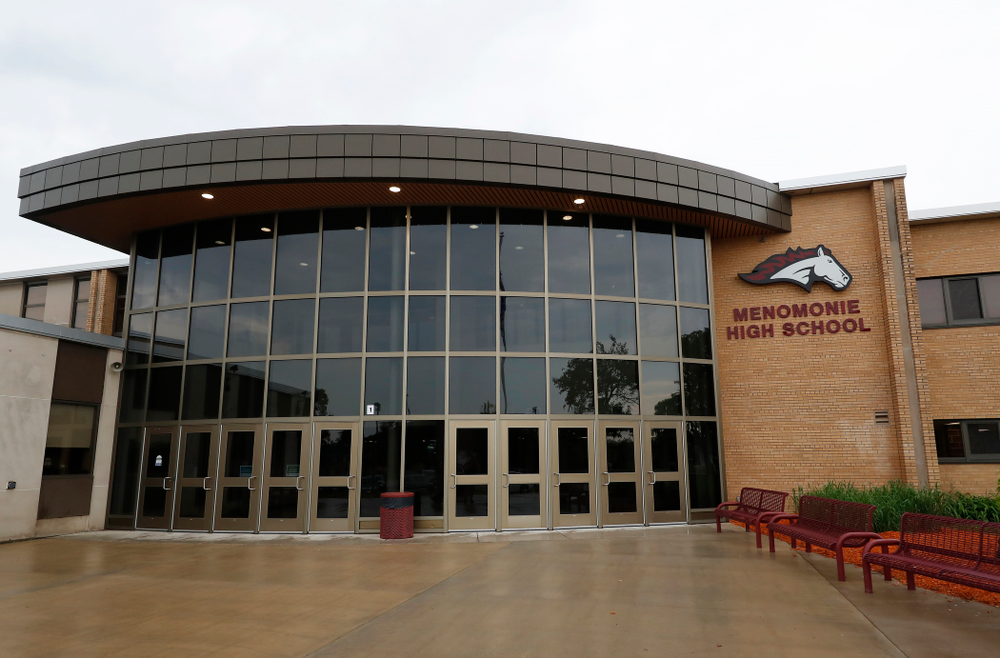 Menomonie High School Wednesday, May 30, 2018 in Menomonie, Wisc. (Brian Ray/hawkeyesports.com)