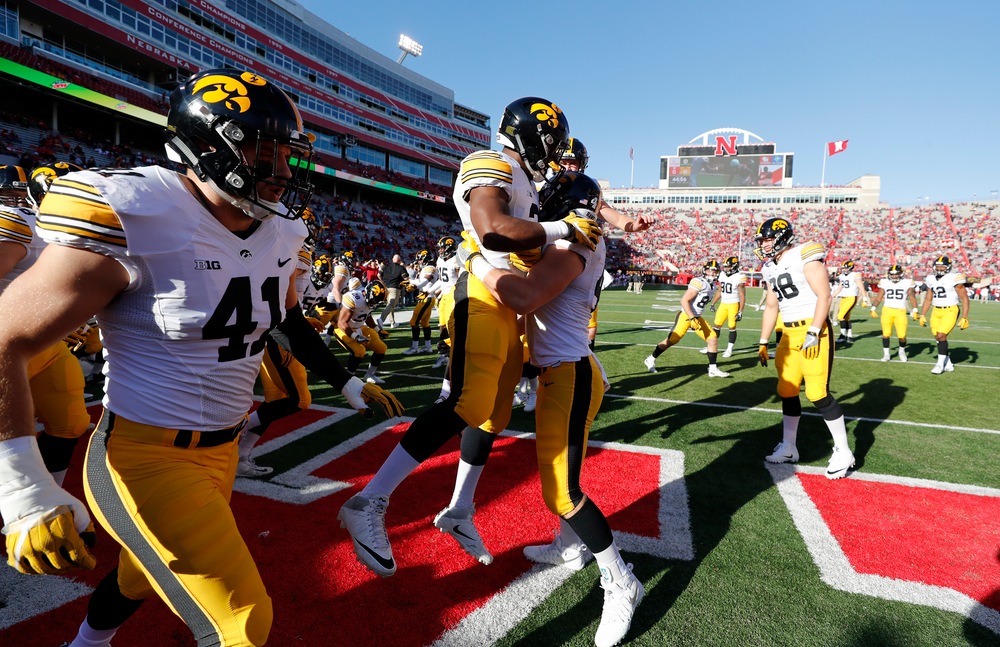 The Iowa Hawkeyes