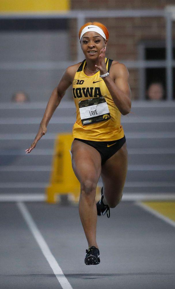 Jada Laye (Darren Miller/hawkeyesports.com)