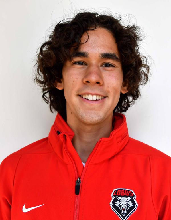 Nehemiah  Cionelo - Cross Country - University of New Mexico Lobos Athletics