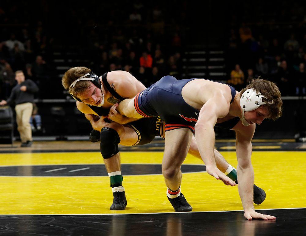 Brandon Sorensen  at 149 pounds