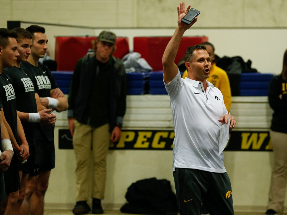 Head Coach JD Reive