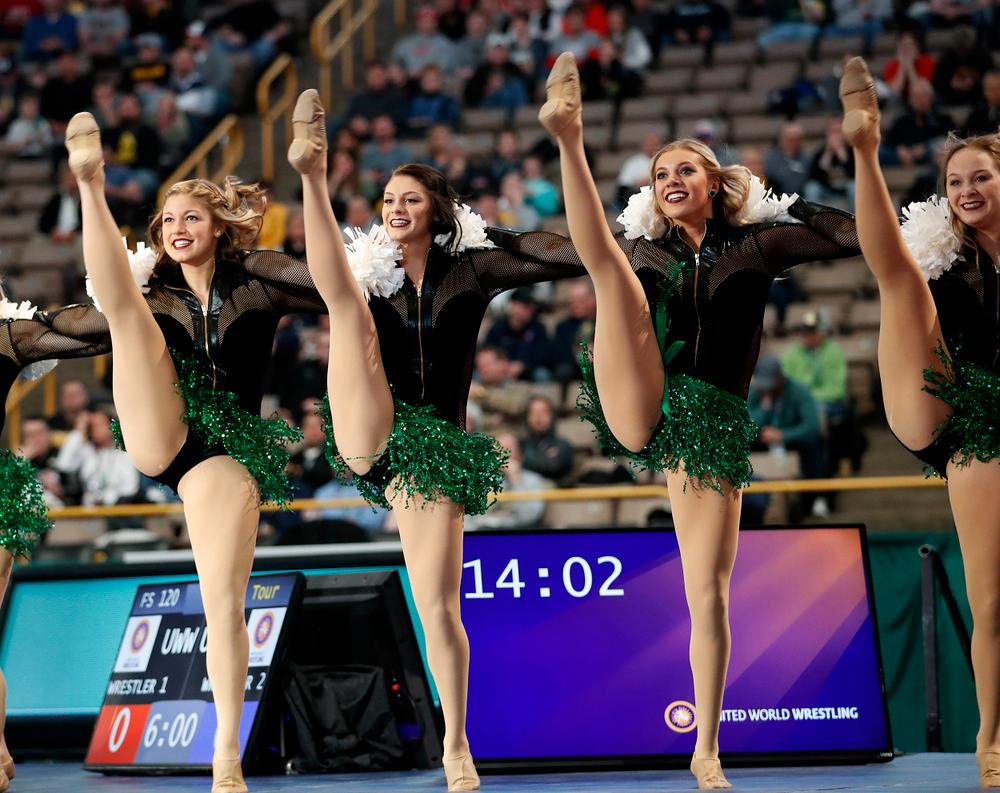 University of Iowa Dance Team