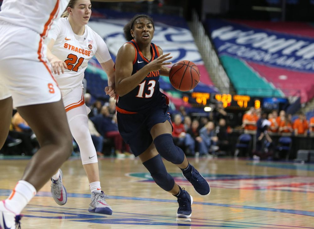 2020 ACC Women's Basketball Tournament vs. Syracuse