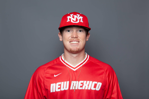 Lance  Russell - Baseball - University of New Mexico Lobos Athletics