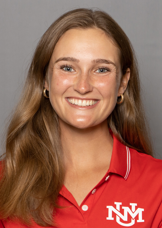 Chloé  Lauer - Women's Golf - University of New Mexico Lobos Athletics