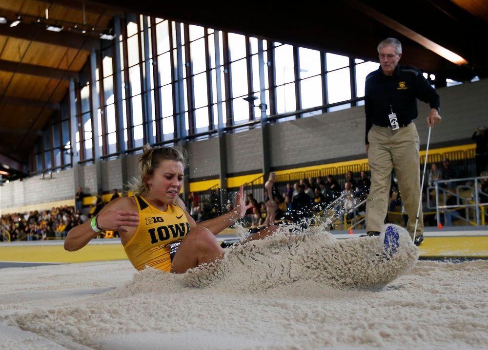 Iowa's Hannah Schilb