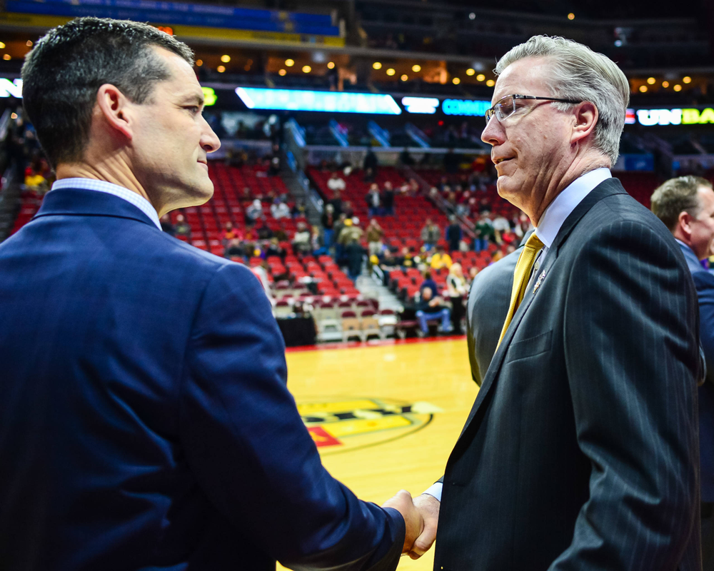 Fran McCaffery, Ben Jacobson