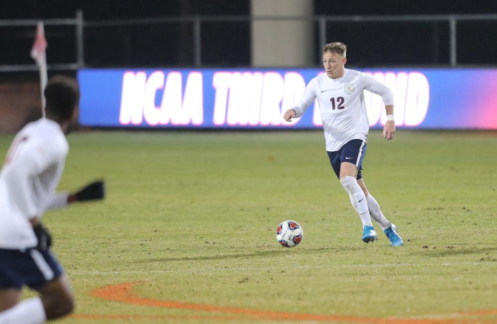 NCAA Soccer - UVA 3 vs. St. John's 0