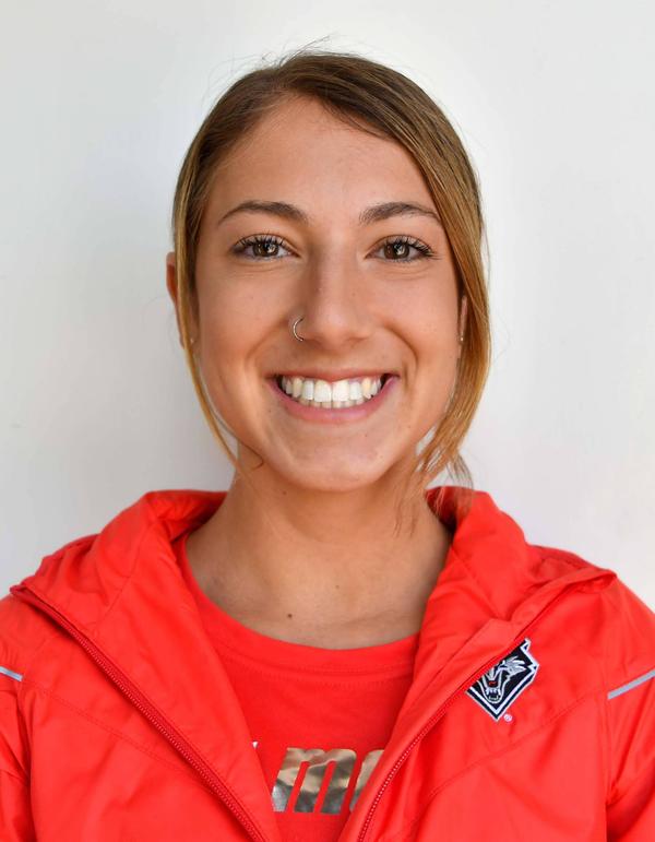 Annamaria Kostarellis - Cross Country - University of New Mexico Lobos Athletics