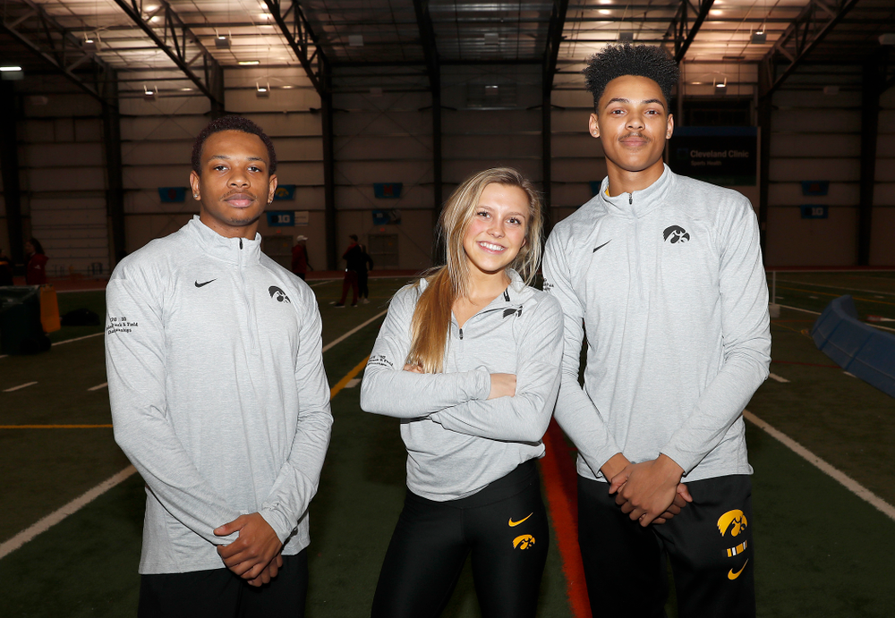 Deandre Stapleton, Jr., Hannah Schilb, James Carter