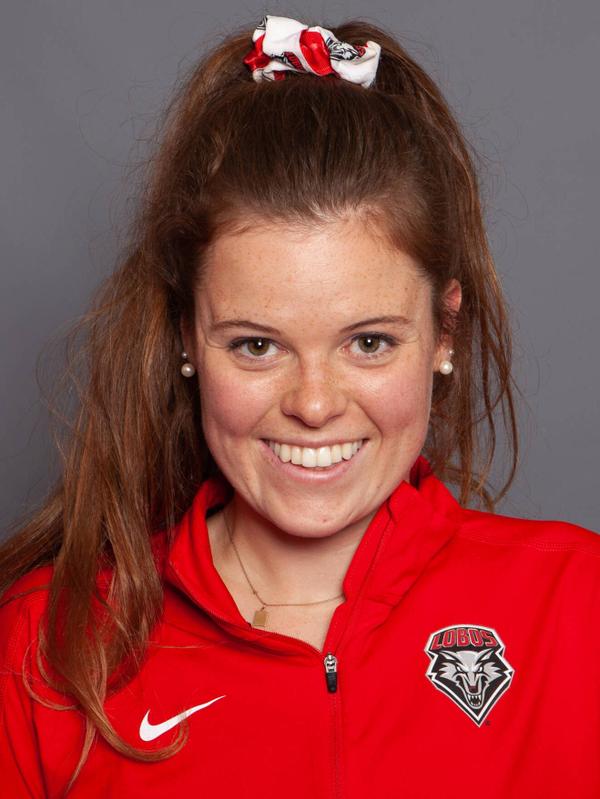 Johanna Briscoe - Track & Field - University of New Mexico Lobos Athletics