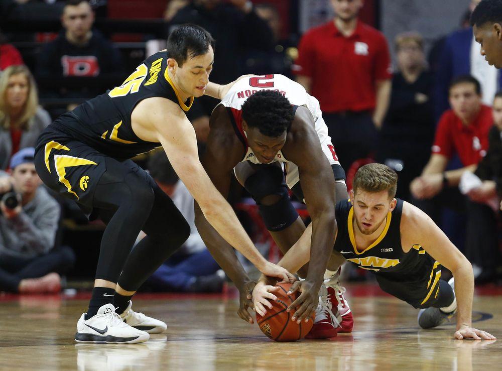 Jordan Bohannon, Ryan Kriener Noah K. Murray-USA TODAY Sports