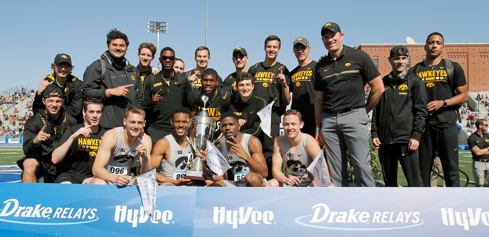 Hy-Vee Cup champions