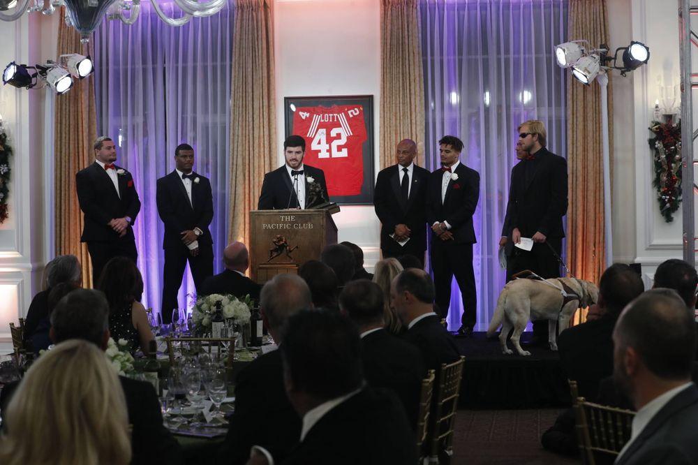 Josey Jewell acceptance speech