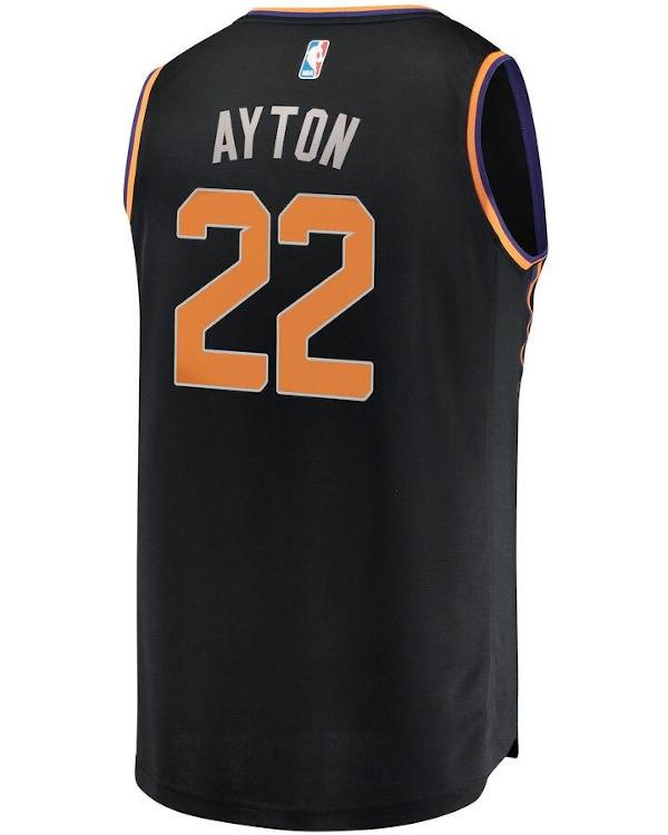 deandre ayton jersey