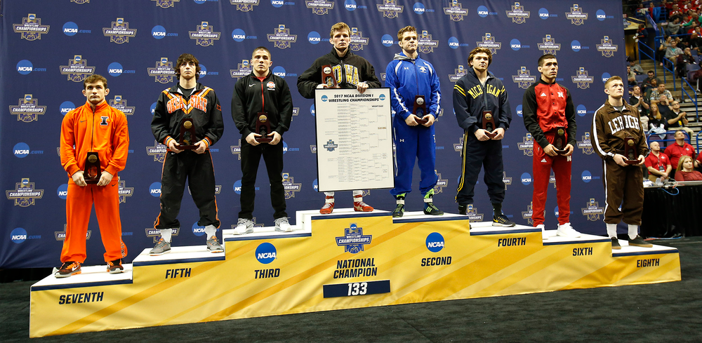 Cory Clark and the 133-pound All-Americans