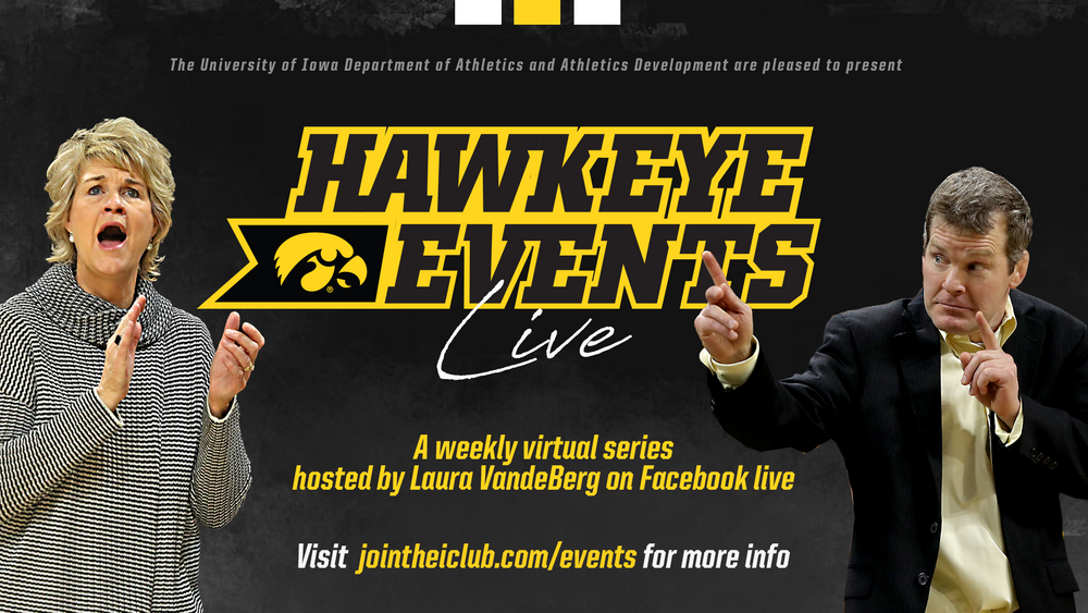 Hawkeye Live Events Graphic