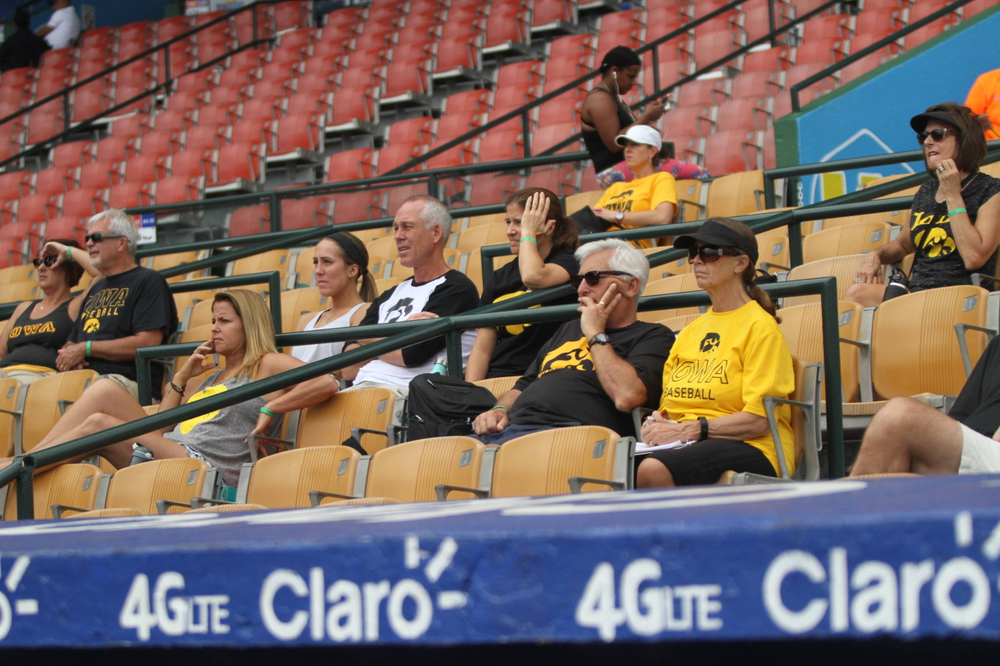 Our awesome parents who made the trip to the Dominican!