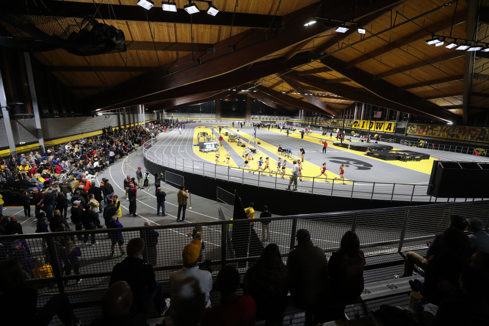 The 2018 Jimmy Grant Invitational Saturday, December 8, 2018 at the Recreation Building. (Brian Ray/hawkeyesports.com)