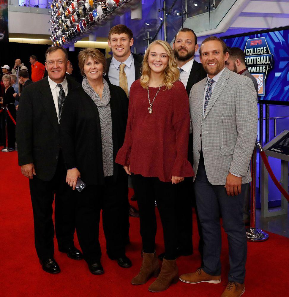 The Hockenson family