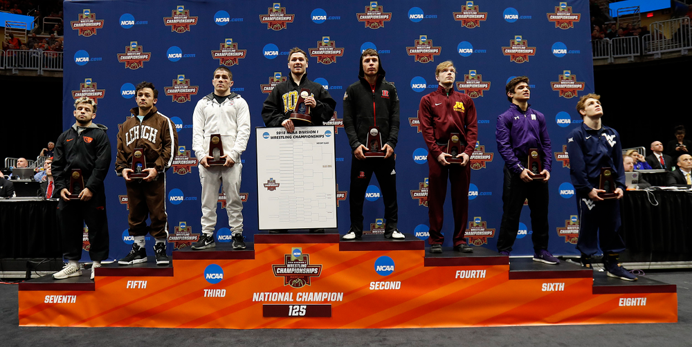 125 Pound All-Americans