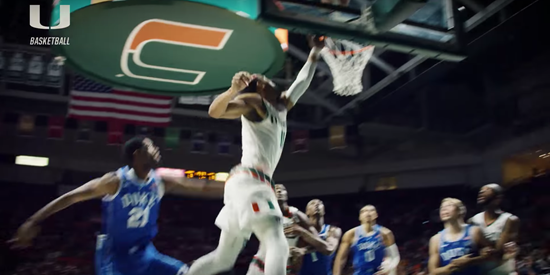 Duke vs. Miami | Men's Basketball | Cinematic Highlight