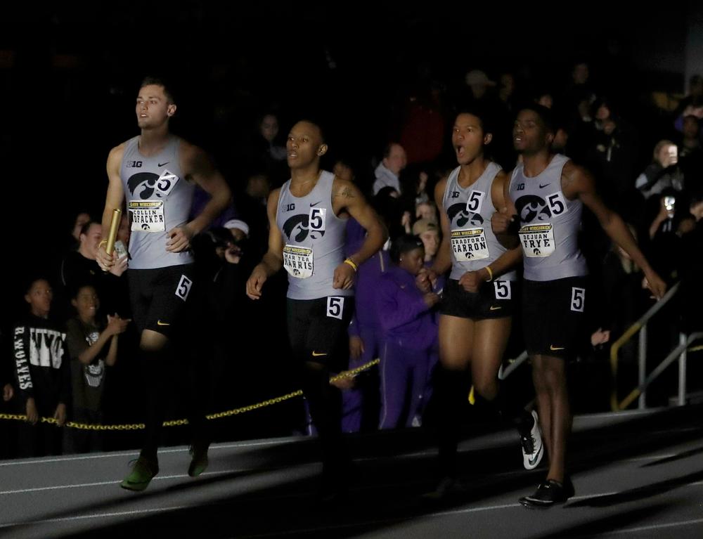 4x400-meter relay