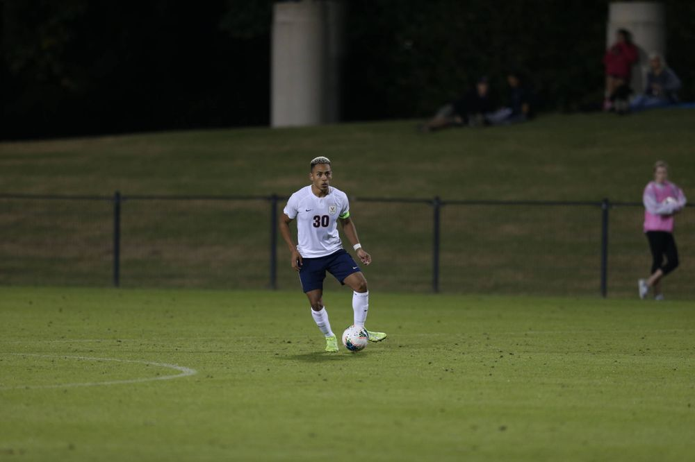 Men's Soccer vs. JMU
