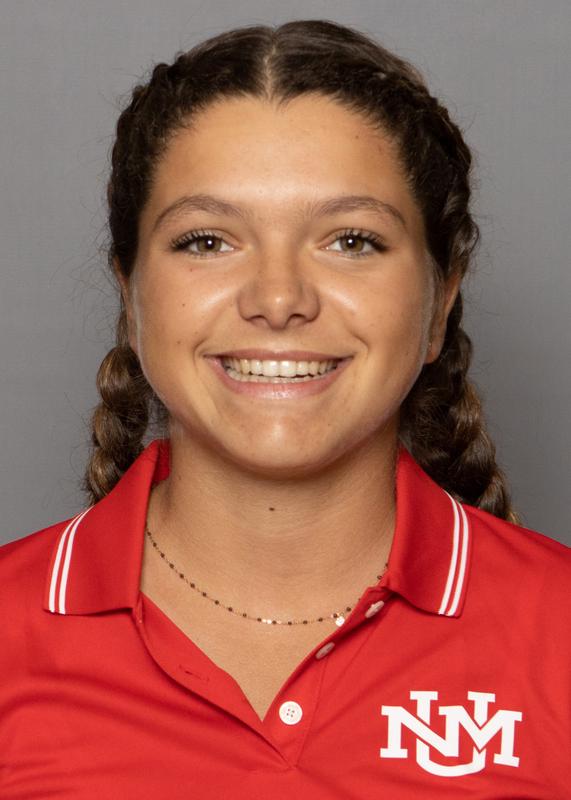 Lisa-Marie Pagliano - Women's Golf - University of New Mexico Lobos Athletics