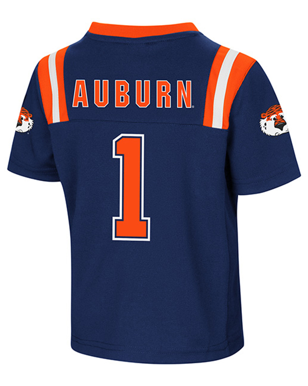 Official Auburn Tigers Store   Tigers Football Jersey with Mascot ...