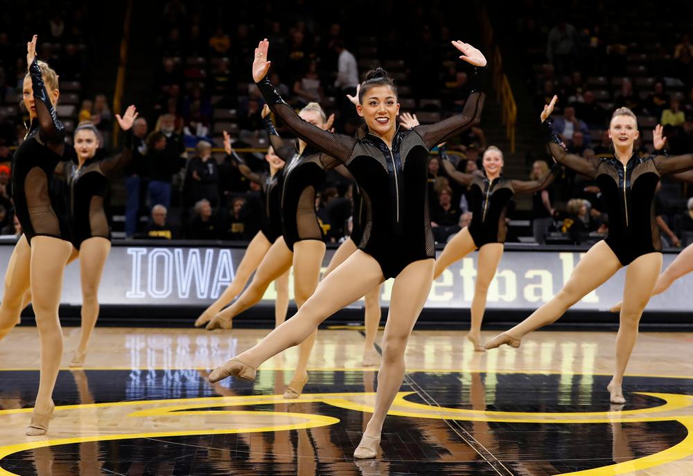The Iowa Dance Team