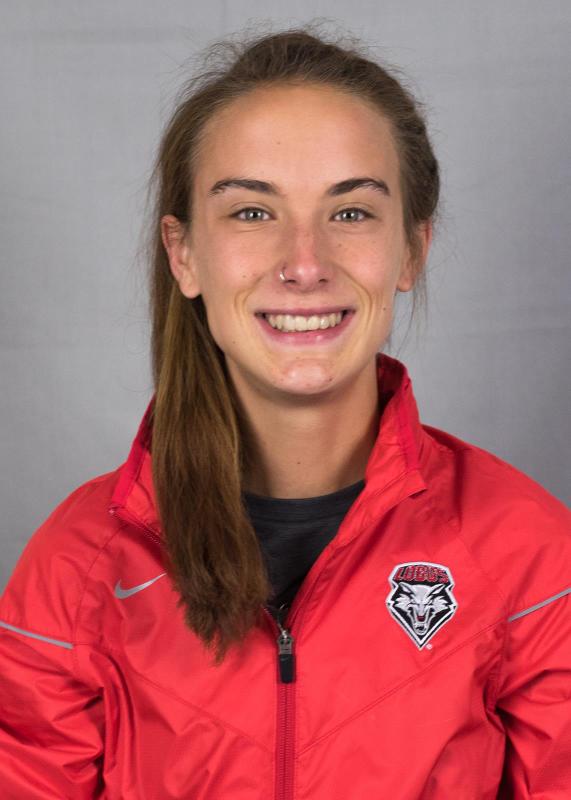 Charlotte Prouse - Track & Field - University of New Mexico Lobos Athletics