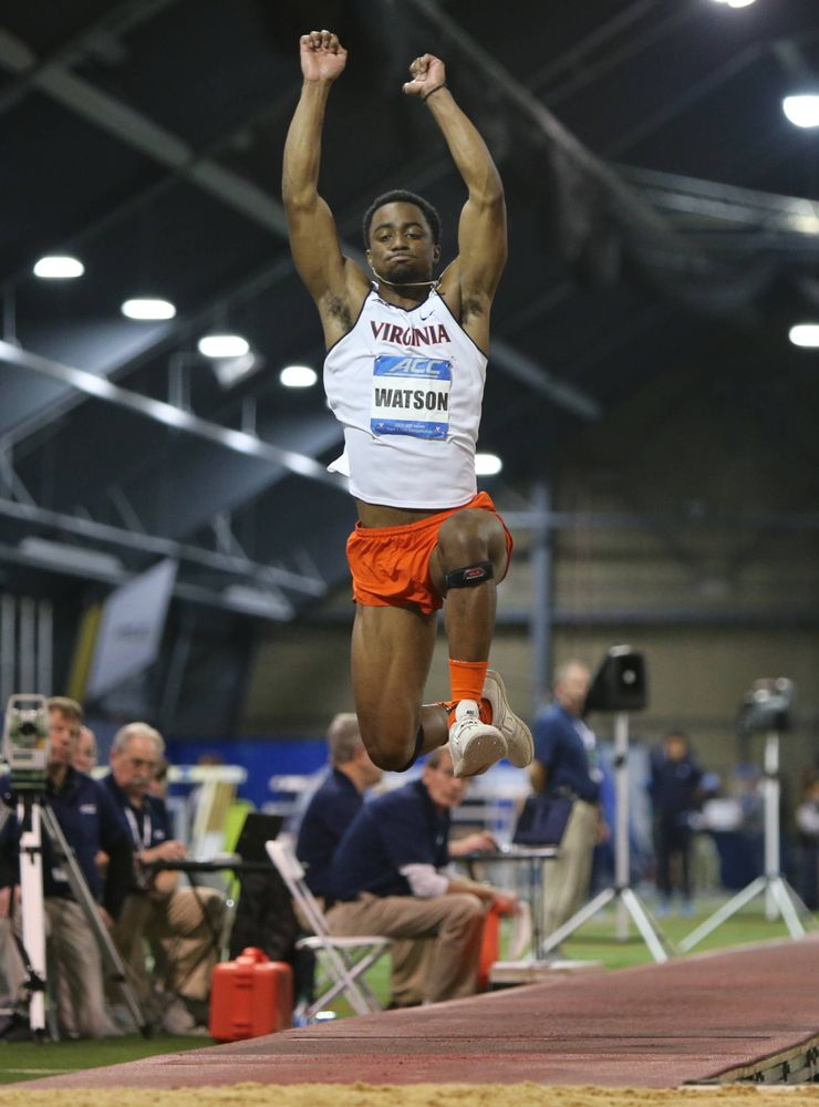Day 3 of ACC Indoor Track &  Field Championships
