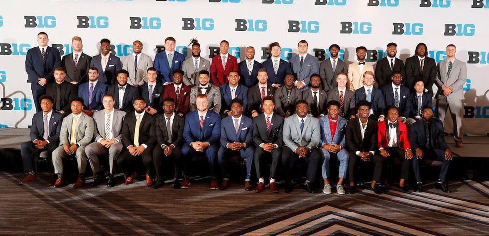 Big Ten student-athletes