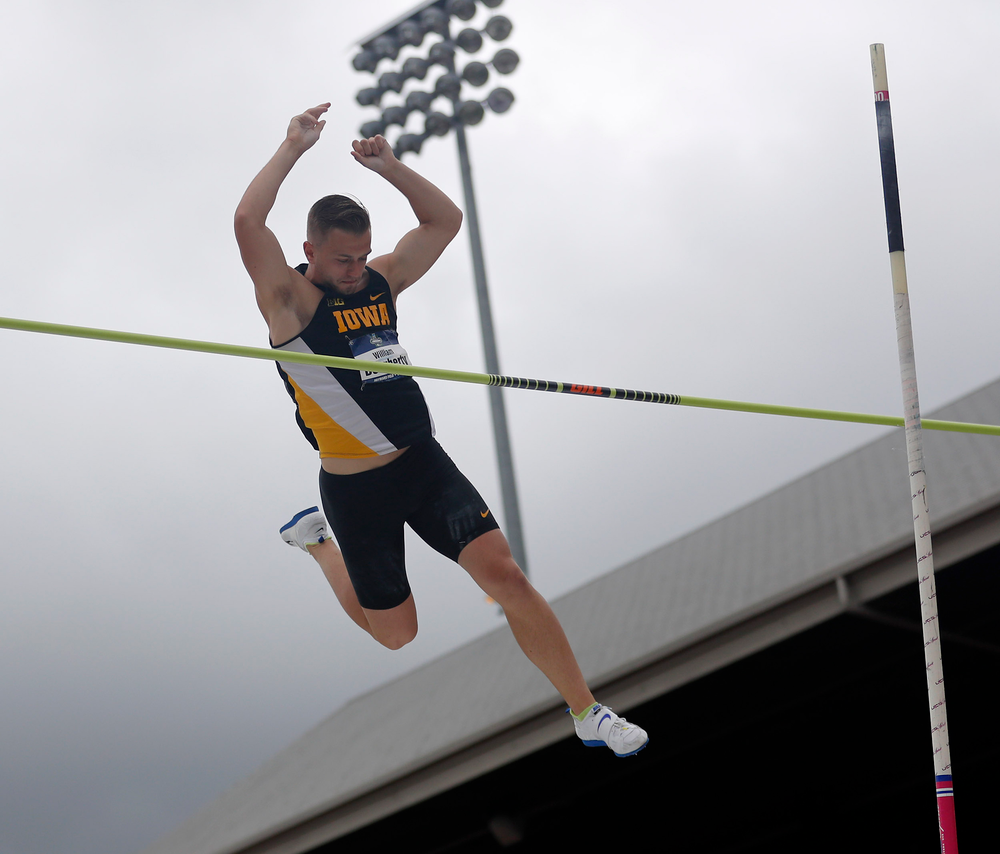 Will Dougherty -- DEC Pole Vault